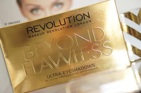Make Up Revolution | Beyond Flawless Eyeshadow Palette