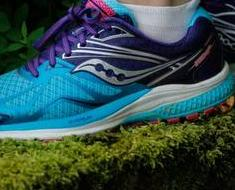Saucony Ride 9 Damen Test