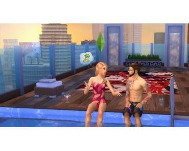 Die Sims 4: Großstadtleben – Apartments Trailer und Infos
