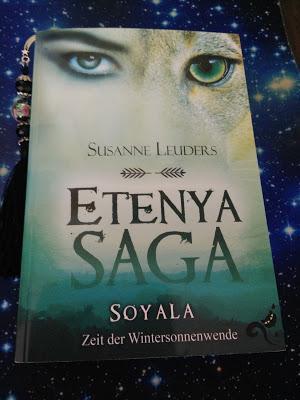 Buch-Rezension: Etenya Saga