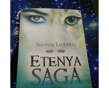 Buch-Rezension: Etenya Saga 1
