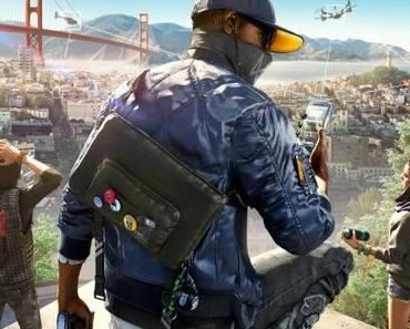 Watch Dogs 2 Update inkl. Gameplaypreview