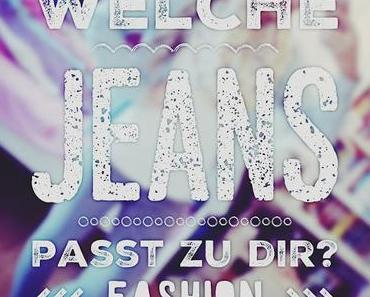 Welche Jeans passt zu dir? - Frauen in Jeans #Fashion