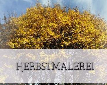 Herbstmalerei – Eine neue Postkartenaktion von Gedankensprudler