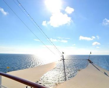 Ostsee Kreuzfahrt mit der AIDA