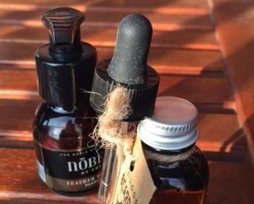 Bartöl von beardandshave.de im Vergleich