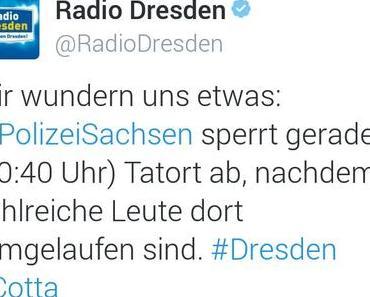 "Dresden – ""Wir sollten feiern"" …"