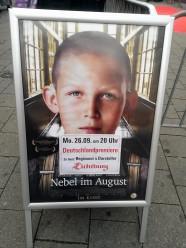 """So war´s: Die Deutschlandpremiere von """"Nebel im August"""" in Essen"""