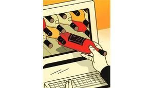 Digitalisierung Weinhandel Fallstudie Flashback