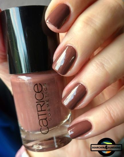 [Nails] Lacke in Farbe ... und bunt! BRAUN mit CATRICE 23 The Monkey Gets Funky