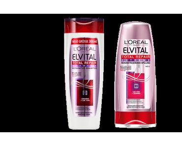 L'Oréal Paris ELVITAL Total Repair Extreme Reperatur-Shampoo & Spülung