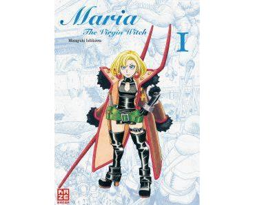 Mit Magie gegen Gott – Manga-Review: Maria the Virgin Witch