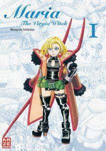 Mit Magie gegen Gott – Manga-Review: Maria the Virgin Witch