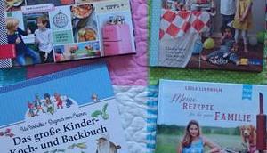 Kinderkochbücher Vier einen Streich