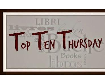 Top Ten Thursday #24