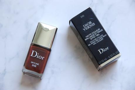 {Review} Dior Skyline Herbst 2016
