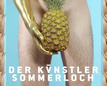 Herbst? DER KVNSTLER aus Stuttgart bringt den Sommer zurück. Ja!