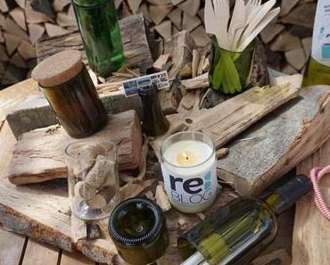 DIY-Tutorial Flaschen schneiden: Alte Weinflaschen upcyceln. So geht's: