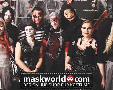 Die Maskworld Halloween-Party am 05.11.2016 im Astra
