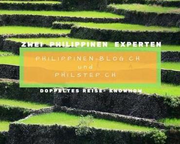 Philstep.ch und Philippinen-blog.ch – zwei Philippinen experten schliessen sich zusammen
