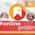 Social Media in Deutschland – #Onlinegeister Nr. 1 (Social-Media-Podcast)