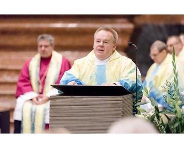 Festgottesdienst zur Amtseinführung des neuen Superior P. Dr. Michael Staberl
