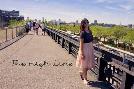 {Traveling} New York - The High Line