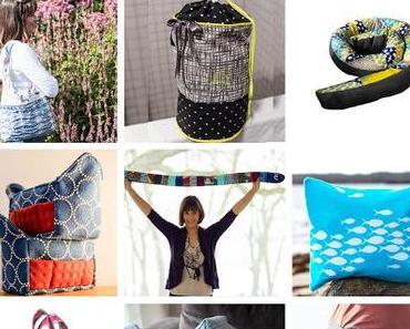 Die besten Freebooks vom Nähblog 'sauber eingefädelt' – kostenlose Nähanleitungen