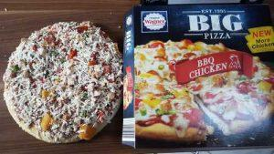 Big Pizza von Wagner – Pizzagenuss aus der Tiefkühltruhe
