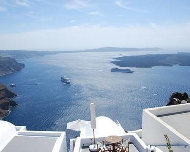 Was tun auf Santorin in Griechenland?