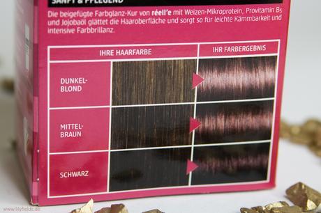 Haarfarbe henna dm