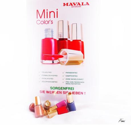 MAVALA - Eclectic Color's - Nail Colors Kollektion Herbst/ Winter 2016/17