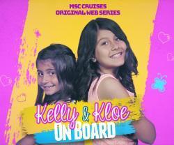 """""""Kelly & Kloe"""" – das neue Bord-Highlight für Kids bei MSC Kreuzfahrten mit eigener Web-Serie und Erlebnistag"""