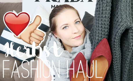 Herbst Fashion Haul - Zara, Mango, Vero Moda & mehr (+ Video)