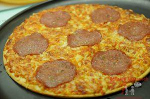 Pizza Salame