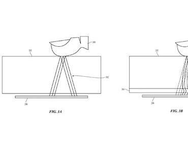 Apple Patent: Fingerabdrucksensor durch das Display hindurch