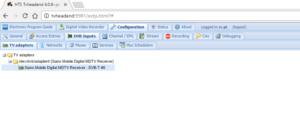 TvHeadend unter Raspbian Jessie installieren und Video For Linux Treiber kompilieren