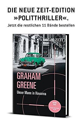 {Rezension} Unser Mann in Havanna von Graham Greene