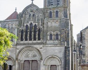 Eine Genuss-Wanderreise im Herbst mit AVANTI: BURGUND (3) – Vezelay, heilige Gebeine und der Jakobsweg