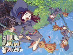 """Neue Infos zur dritten Staffel des """"Little Witch Academia""""-Anime bekannt"""