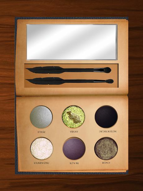 Harry Potter Make Up Paletten