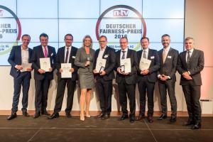Deutscher Fairness-Preis 2016: A-ROSA sichert sich den ersten Platz unter den getesteten Anbietern für Flusskreuzfahrten