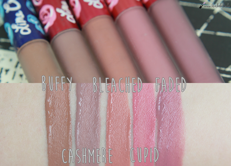|Lime Crime Blogparade| Meine Sammlung & Look