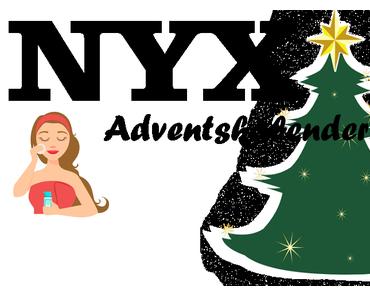 NYX Adventskalender 2016