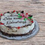Die Geburtstagstorte – Herzstück jedes Kindergeburtstages
