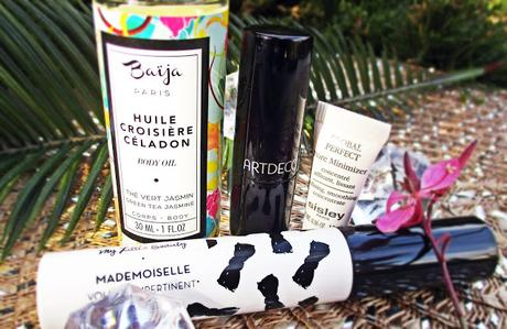 Jaimee testet die My little MADEMOISELLE Box im September