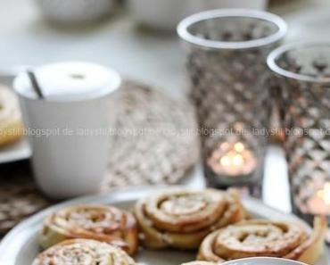 Kanelbullar Zimtschnecken nach einem schwedischen Original-Rezept