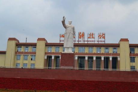 chengdu-china-statue