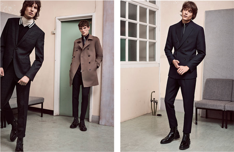 Zara Lookbook 2016 Men