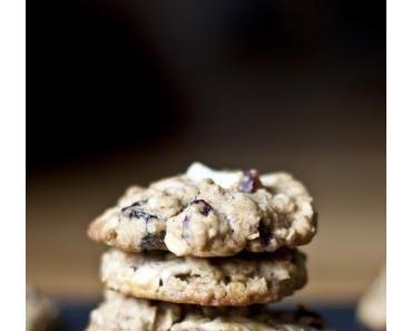 Die 10-Minuten-Hafercookies